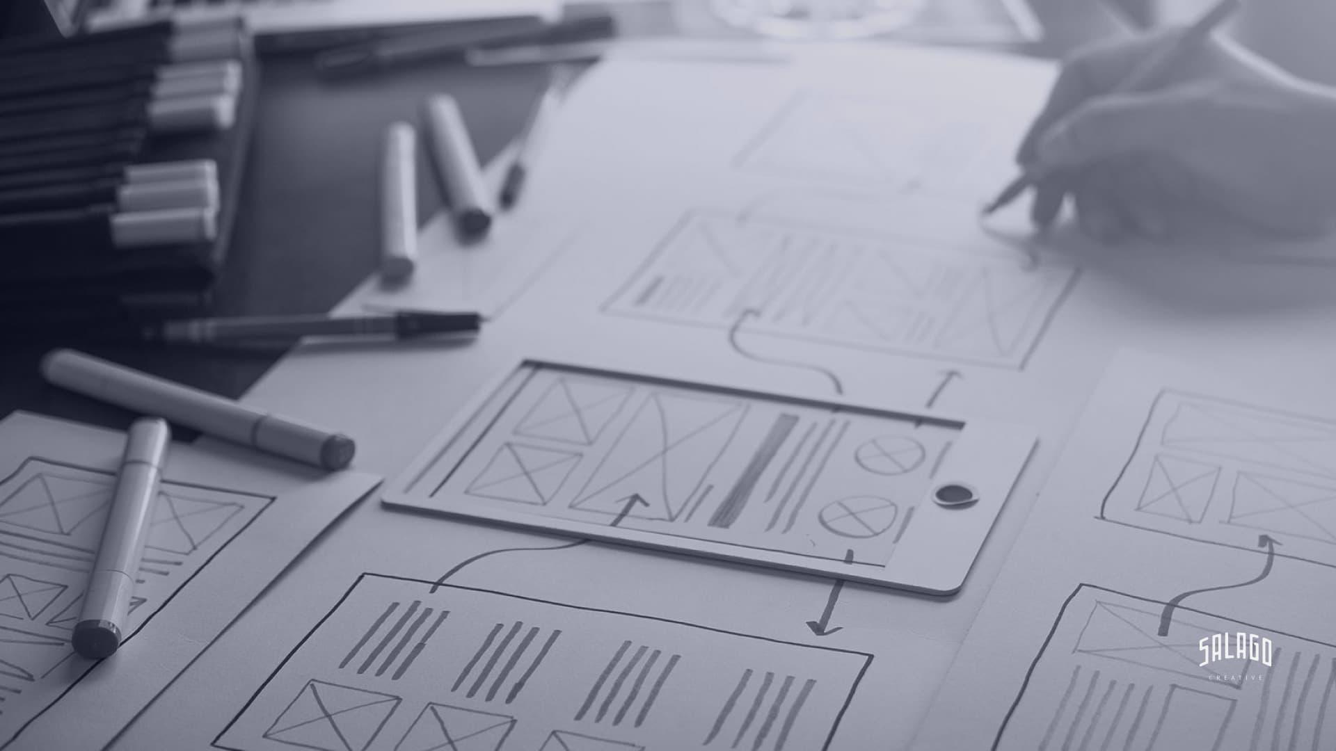 qué es diseño web UX